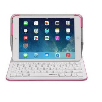 iPad Air Bluetooth Keyboard Business Tablet Clavier With Protective Case(White) - Intl
