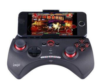 iPEGA รุ่น PG-9025 Bluetooth Wireless Game Controller Gamepad Joystick (สีดำ)
