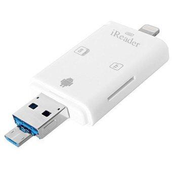 iReader micro sd Card sd card Reader for iPhone6s samsung for micro sd card32gb 64gb 16gb