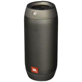 JBL Pulse 2 Portable Splashproof Bluetooth Speaker Black - intl