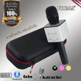 ไมค์โครโฟน Karaoke Bluetooth