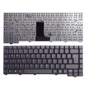 Keyboard for ASUS A3000 A6000 A6J A9 Z91 Z81 A3 A3L A3G UI Laptop Keyboard BLACK