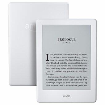 Kindle E-Book All-New Kindle - สีขาว (8th Gen, ปี 2016) E-Reader Ebook Ereader สีขาว