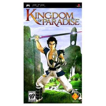 Kingdom of Paradise - Sony PSP - Intl