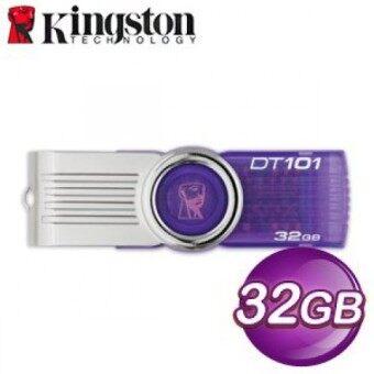 Kingston Flash Drive แฟลชไดร์ฟ 32GB (DT101G2) ของแท้