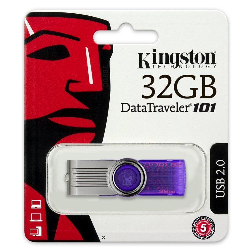 Kingston Flash Drive DT101G2 32GB