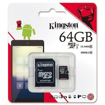 KINGSTON MicroSD SDXC CLASS10 64 GB