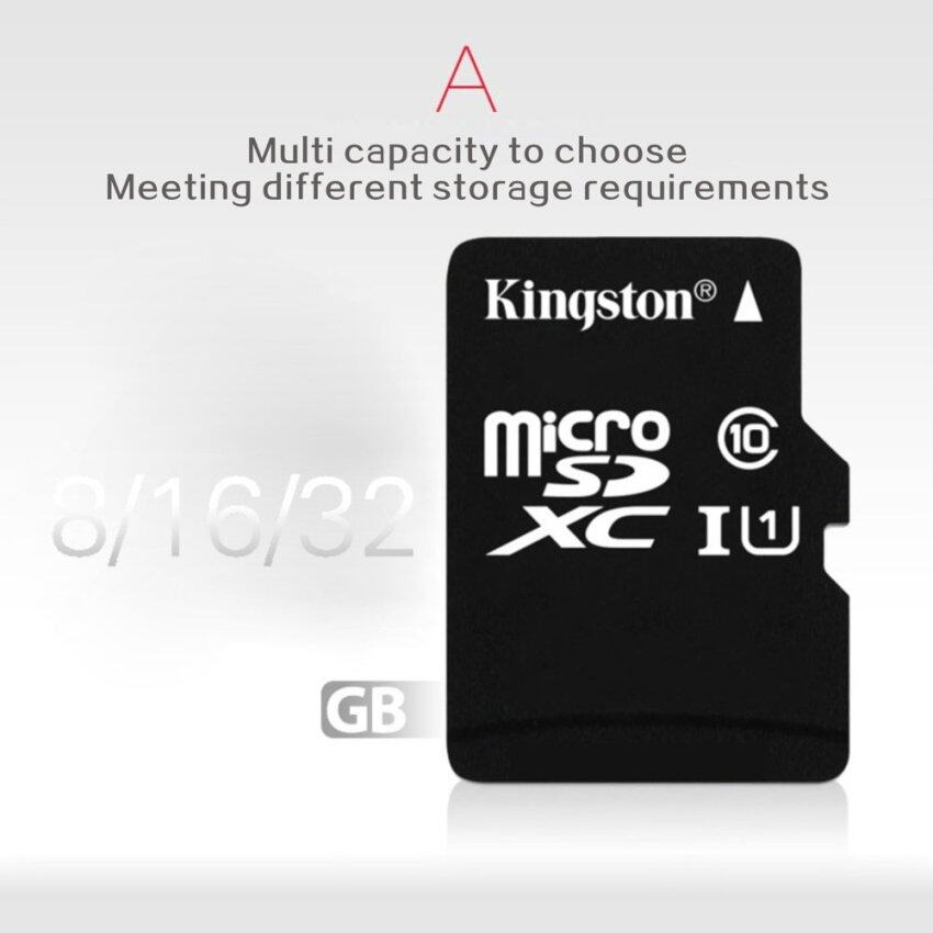 Kingston MicroSDHC TF Flash Memory Card Class 10 8GB ...