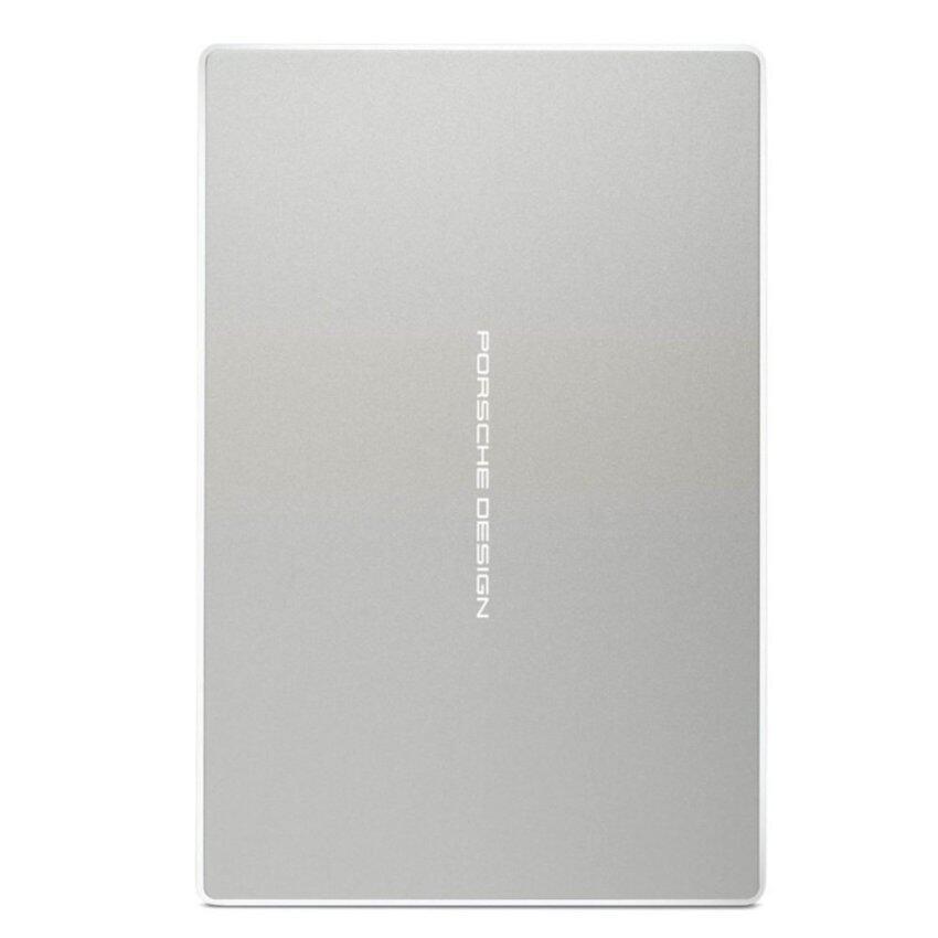 LaCie HDD Ext 1TB Porsche Design 9227 USB3.0 Type C Silver