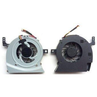 Laptop Cpu Cooling Fan for TOSHIBA L600 L600D L630 L640 L645 C600D C630 C640 L650-02D (Silver) - Intl
