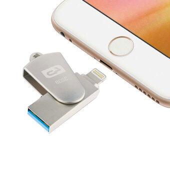 LD OTG USB Flash Drive 64GB Pen Drive USB 2.0 U Disk Memory Stick For IPhone/Ipod/ipad Air/ipad Mini/Mac