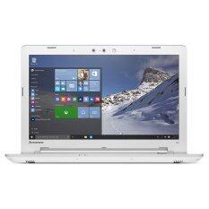 "Lenovo IdeaPad 500-15(80NT00MLTA) Core i7-6500U 4GB 1TB ATI M330 2GB 15.6"" Dos (White)"