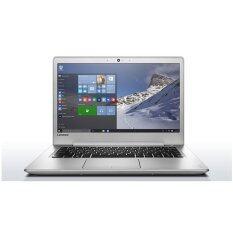 """Lenovo แล็ปท็อป IdeaPad รุ่น 510S-13IKB 80V0005QTA/i5-7200U/8G/256G/R5M4302G/13.3""""/DOS (สีขาว)"""