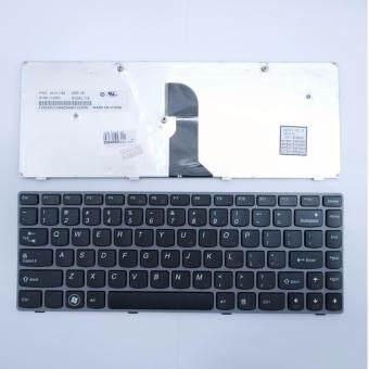 คีย์บอร์ด เลอโนโว - Lenovo keyboard (US version) สำหรับรุ่น IdeaPad Z450 Z460 Z460A Z460G Z465