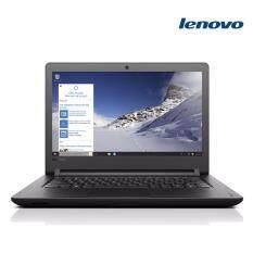 Lenovo Notebook IdeaPad110-80UC004TTA (Black)