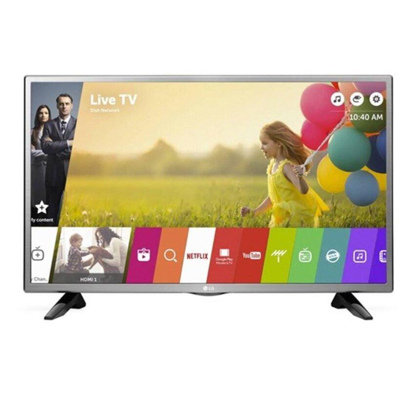 LG TV LED HD Smart TV 32 รุ่น 32LH591D