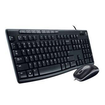 Logitech Media Combo MK200 Keyboard+Mouse