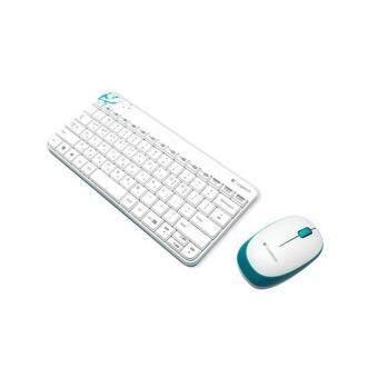 Logitech MK240 2.4Ghz Wireless Mouse & Keyboard Set [English/Korean] Produced in Korea - intl