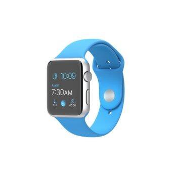 2561 Magic I-SMART Bluetooth watch รุ่น A8 ใส่ Sim TFcard ได้ (Blue)