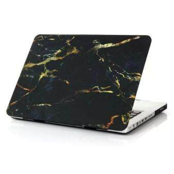 Marble Pattern Cover Protective Laptop Case For Apple Mac-book Pro 13.3 Inch (Multicolor)