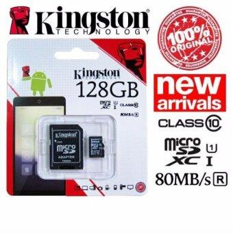 Memory Card Kingston Micro SD XC 128GB 80MB/s Class 10 (Black) (6) Write a review