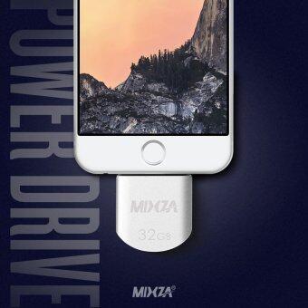 MFI Certification otg Usb Flash Drive 64gb For IPhone/Ipod/ipad Air/ipad Mini/Mac - intl