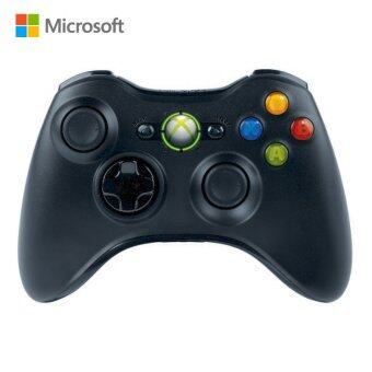 Microsoft Xbox 360 Controller Wireless (Black)