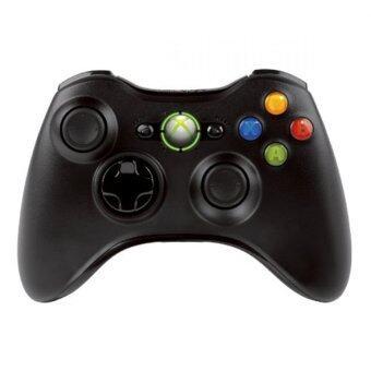 Microsoft จอยไร้สาย Xbox360 Wireless Controller (PC/XBOX360)