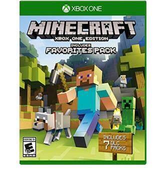 Minecraft: Favorites Pack - Xbox One - intl