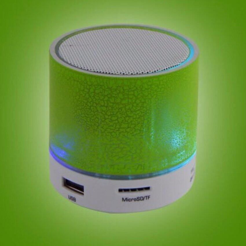 แนะนำMini Bluetooth Speaker Build-in Microphone S10U ราคาถูก