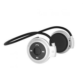 Mini หูฟัง Bluetooth Stereo รุ่น Mini-503 TF - White