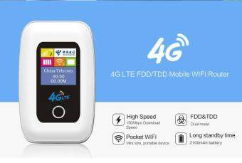 Mobile Wifi Hotspot 4G LTE WiFi Router WiFi Dongle Router 4G WiFi Router - intl