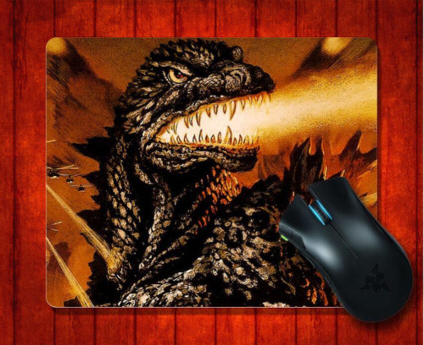 ... mousepad godzilla black for mouse mat 2402003mm gaming
