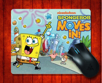 MousePad spongebob (3) for Mouse mat 240*200*3mm Gaming Mice Pad - intl