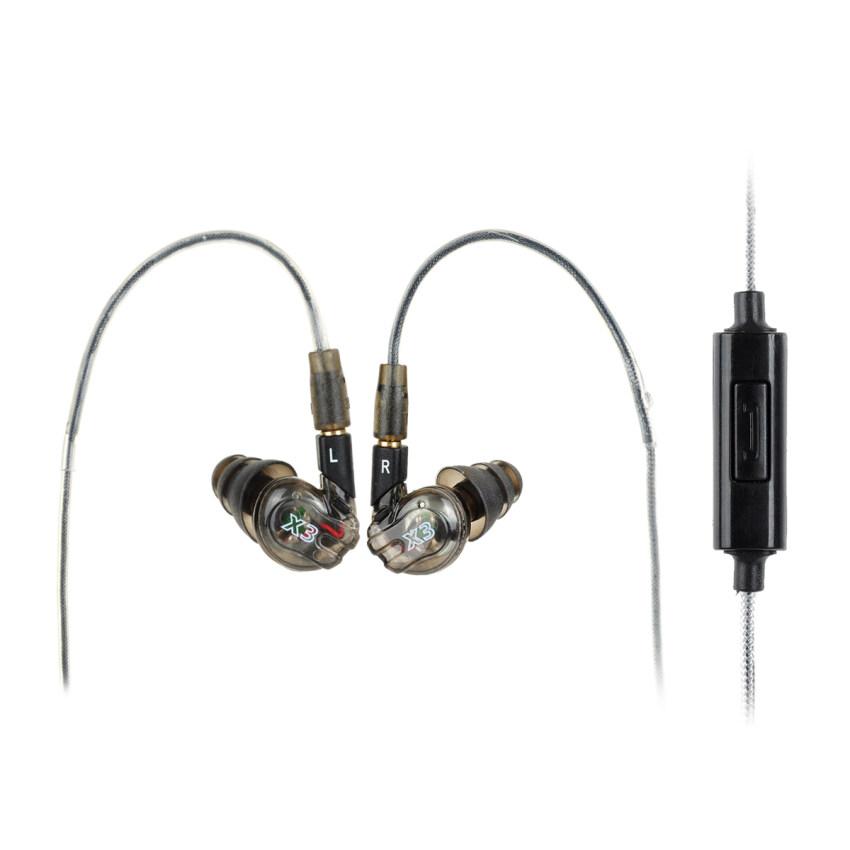Moxpad X3 Wired In-Ear Earphone (Grey)