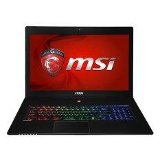 "MSI Gaming Notebook Stealth Pro GS70 6QE  16GB  i76700HQ+HM170  17.3""  (MSINBGS70 6QE045_BK)"