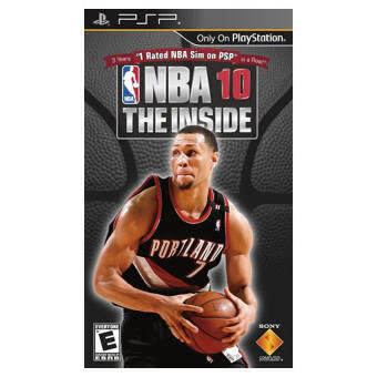 NBA 10 - Sony PSP - Intl