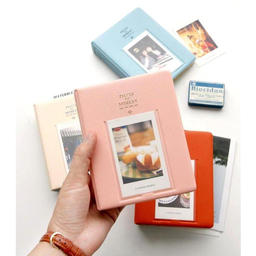 New 64 Pockets Album Case Storage Polaroid Photo FujiFilm Instax Mini Film - intl