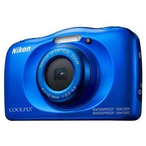 Nikon CoolPix W100 (สีน้ำเงิน) ...
