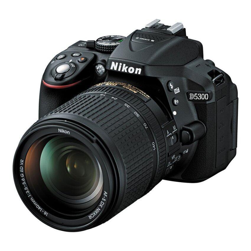 ด่วนNikon DSLR D5300 + Lens 18-140mm กำลังลดราคา