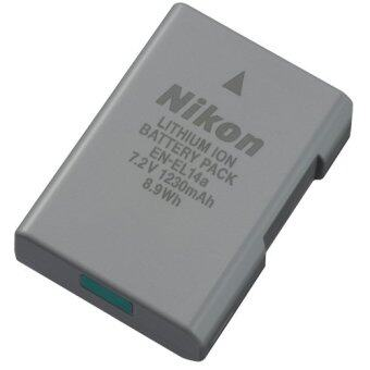 Nikon รุ่น EN-EL14a Rechargeable Li-ion Battery