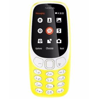 Nokia 3310 (2017) 2G - Yellow(Light yellow 16MB) - intl