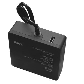 Notebook AC Adapter and In Car Charger with USB 90W - Intl