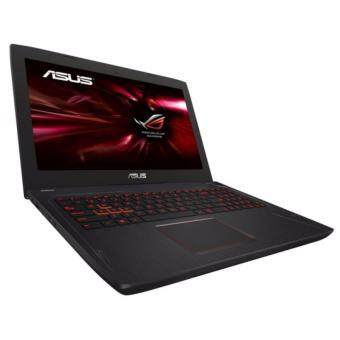 NOTEBOOK ASUS FX553VD-FY377 Core i7-7700HQ 4GB DDR4 1TB GTX 1050 4GB DOS BLACK