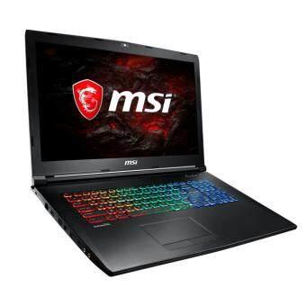Notebook MSI GP72M-7RDX-1096XTH - Black (No bag) ลงโปรแกรมให้พร้อมใช้งาน