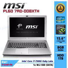 Notebook MSI PL60 7RD-008XTH (Silver)