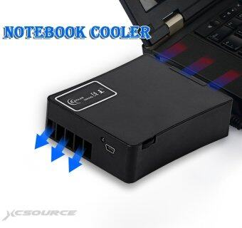 Notebook Vacuum Fan Cooling Pad Heat Dissipation Pad BC541