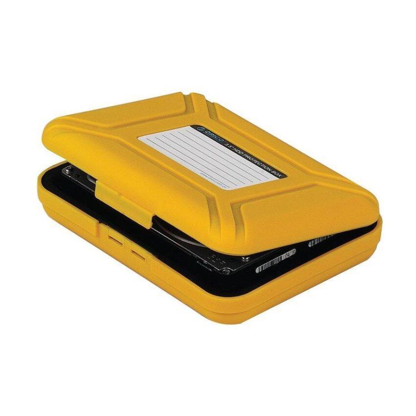 ORICO กล่องเก็บ ฮาร์ดดิสก์ รุ่น PHX-35 - สีเหลือง ...