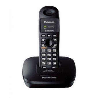 PANASONIC โทรศัพท์ไร้สาย KX-TG3600BXB สีดำ
