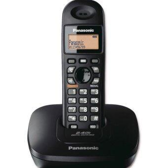 Panasonic โทรศัพท์ไร้สาย รุ่น KX-TG3611BXB สีดำ